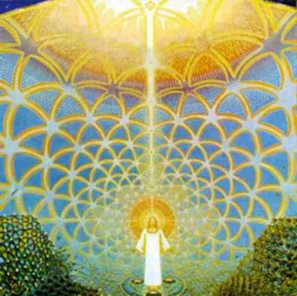 Archangel Gabrielle & St. Germaine: The Gift Of A New Golden Grid For Nova Humanity ~ It Is A New Day!