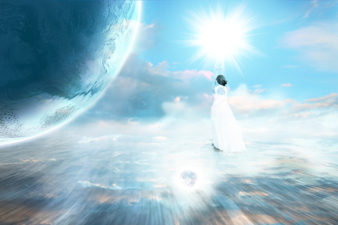 """Archangel Michael: """"You are at the finish line"""""""