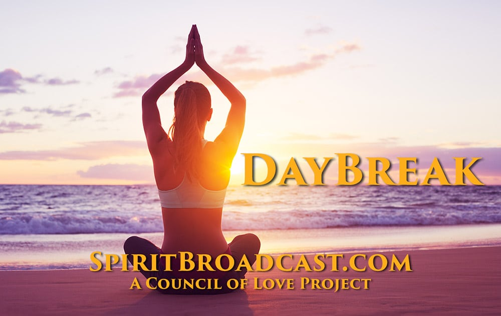 Daybreak – Grateful for a New Day