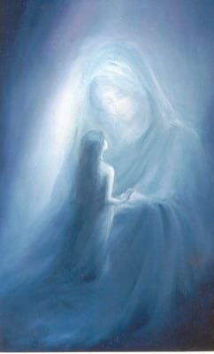 "Universal Mother Mary: If You Wish to be Reborn, Say ""Yes!"""