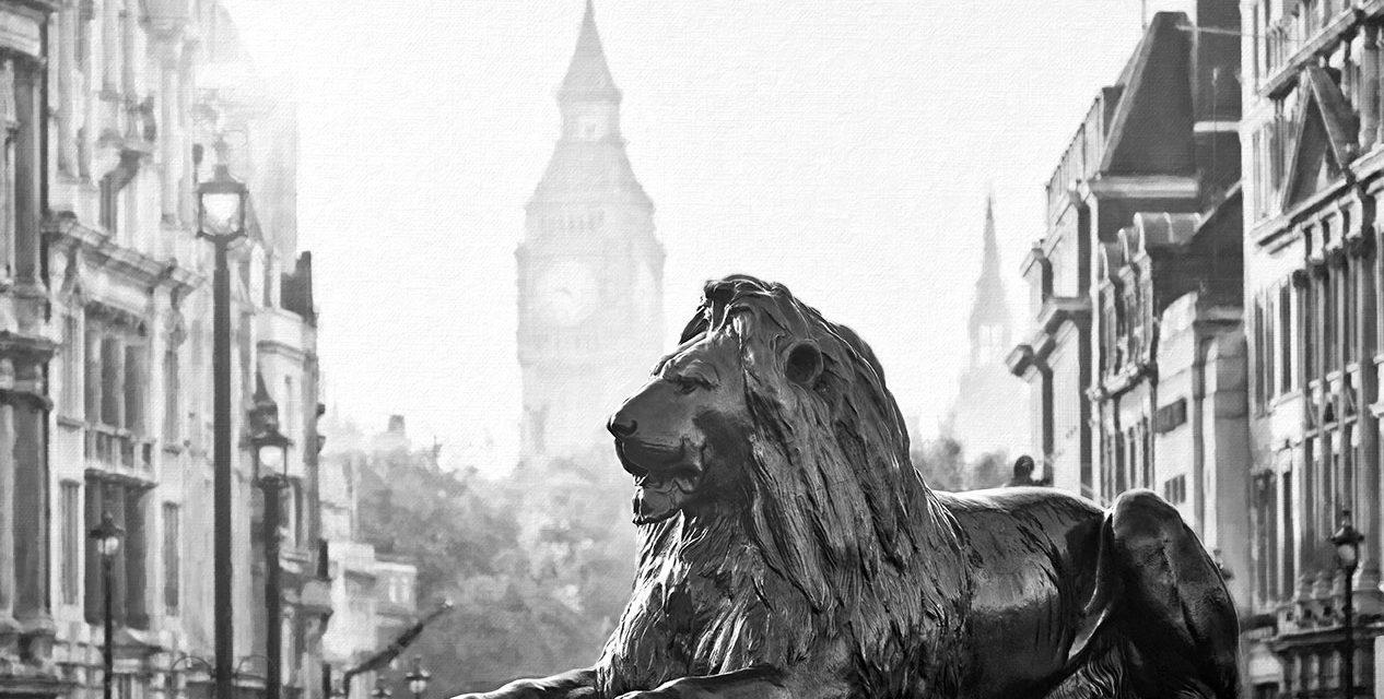 Archangel Michael ~ London City of Light