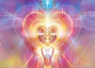 Archangel Michael ~ Your Heart Openings Are A Reflection Of Nova Being