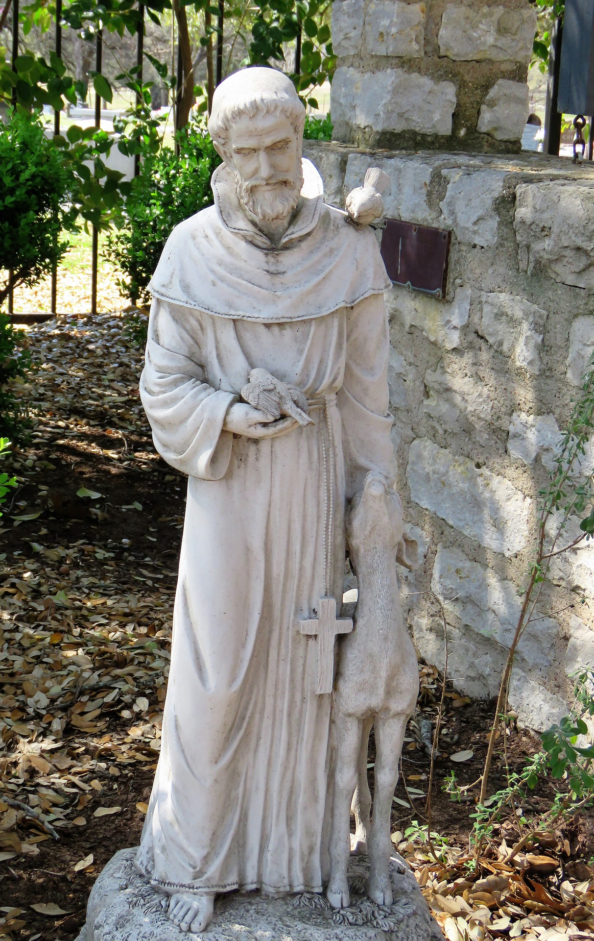 St. Francis of Assisi: The Mother/Father's Gift of Animals
