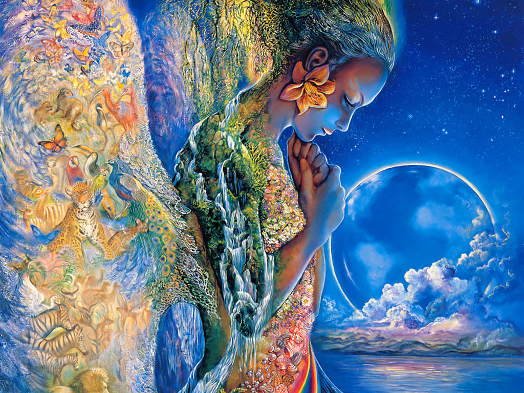 GAIA Speaks to Gratitude and Our Sacred Partnership