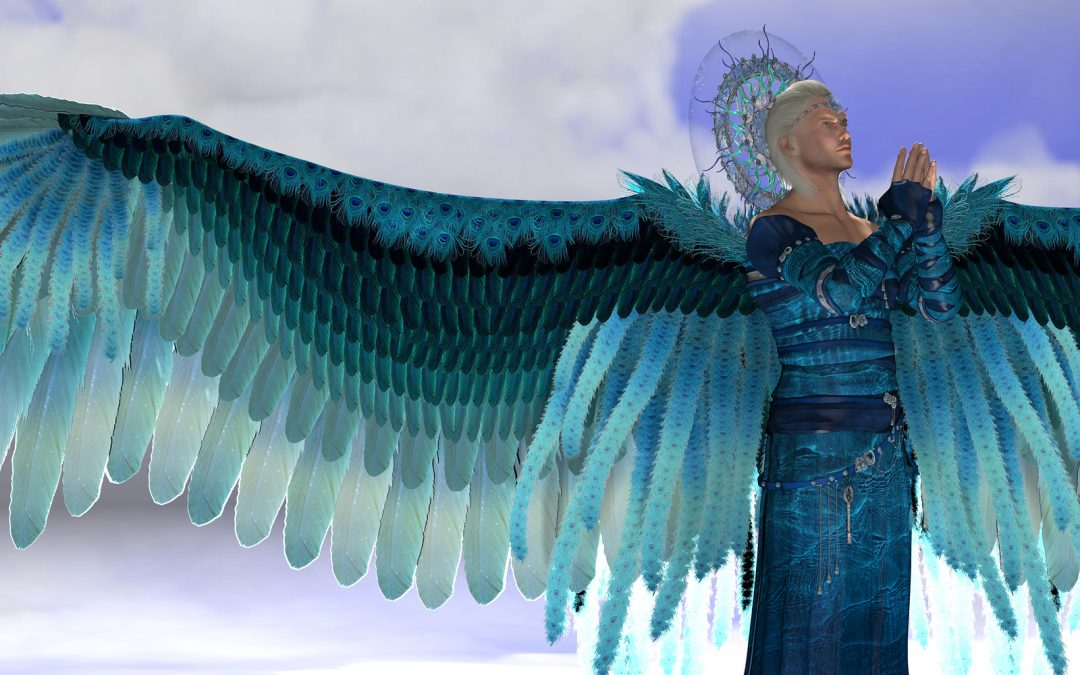 Archangel Michael speaks of Vulnerability (Part 3/4): You are mightily protected!