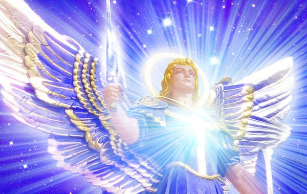 Archangel Michael's Clarion Call to Courage!