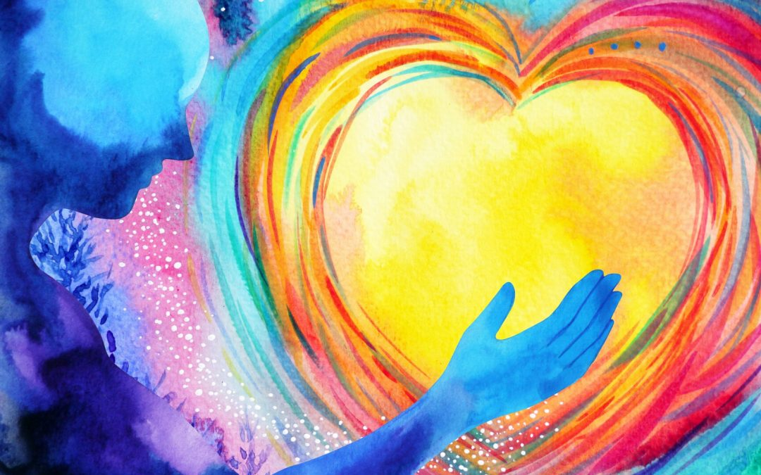 Archangel Gabrielle: I Give You My Golden Heart