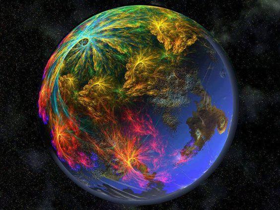 GAIA Welcomes us Home to Nova Earth!